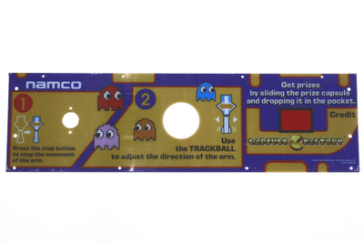 CF40-10908-00 - DECAL,CONTROL PANEL OVERLAY :